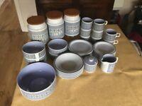 Hornsea Tapestry Tableware