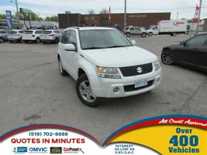 2008 Suzuki Grand Vitara JLX-L | SUNROOF | LEATHER | V6