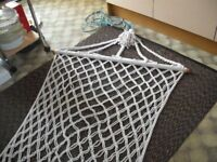 Garden String Hammock (perfect condition)