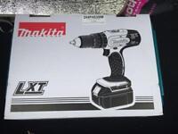 Brand new makita 18v 4ah drill