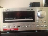 Teac DVD receiver dr h300dab