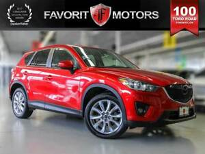 2015 Mazda CX-5 GT, Navigation, Leather, Sunroof, Heated Seats
