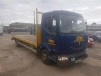 RENAULT TRUCKS MIDLUM 180.08/B DAY 2003REG FLAT BED FOR SALE