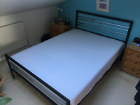 Standard Double Bed metal frame