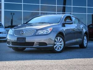 2012 Buick LaCrosse FWD| Power Interior Options