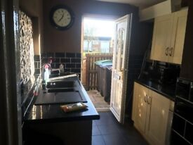 """Low Move in Costs"" Two bed immaculate house. Annfield Plain/Stanley. No bond! DSS Welcome!"