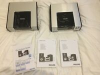 Philips MCD908 DVD Micro Theatre - Faulty - For Sale