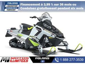 2019 Polaris 550 Indy 144 ES 6 mois sans paiement*