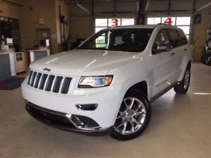 2014 Jeep Grand Cherokee SUMMIT*TOIT PANO*NAV*GARANTIE 100 000 K