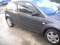 2004 ford fiesta flame 1.4 cheap to run with alot off history