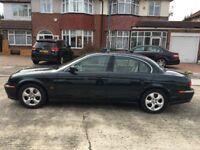 Jaguar S-Type Left Hand Drive - Petrol - Automatic