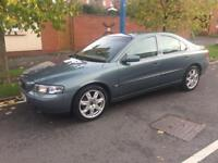 VOLVO S60 2.4 D5 DIESEL MOT AND READY TO GO V GOOD LEATHERS MANUAL