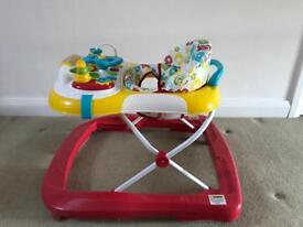 Mothercare ABC baby walker
