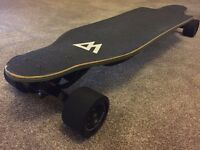 Magneto electric skateboard - purchased in July