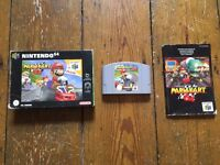 MARIO KART 64 (Boxed with instructions) for Nintendo 64
