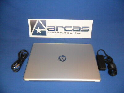 HP Laptop 15.6 HD LED Disp AMD Dual Core A9 1TB Win 10 HDMI 15-DB0031NR Grade A