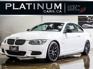 2013 BMW 3-Series 335is, NAV,RED LEATH
