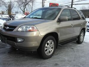 2003 Acura MDX Touring *VERY CLEAN!* *Sunroof & Leather*