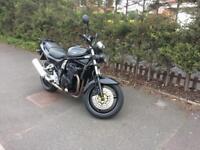 Suzuki Bandit 1200 12 months mot + data tool alarm
