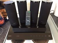 Sony Blu-ray 3D Disc/DVD home theatre system