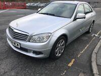 Mercedes-Benz C Class 2.1 C220 CDI SE 4dr Mercedes-Benz C Class 2.1 C220 CDI SE 4dr