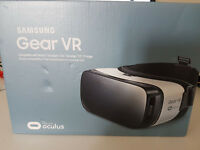 BRAND NEW Samsung GEAR VR Unopened SEALED box