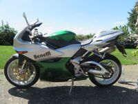 Benelli 898cc
