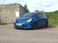 Corsa vxr Arden blue 1.6 turbo 215bhp stage 3 ready