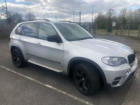 image for BMW X5 SE30D 4x4 High specifications.