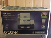 Brother FAX-1560 Fax Machine / Cordless DECT Phone - BRAND NEW NEVER USED - £20
