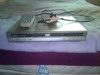 FREE - Alba DVD player - needs attention or for parts
