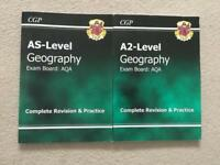 Bundle of AS/A level textbooks