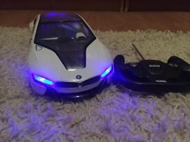 BMW remote car