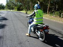 Q RIDE MOTORCYCLE TRAINING ON THE SUNSHINE COAST!     0 Moffat Beach Caloundra Area Preview