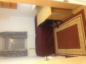 single room, very clean, very quiet, very safe. free wifi. 5th march. text me after 9pm