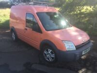 *** ford transit connect 2006 1 years mot swap px car van ****