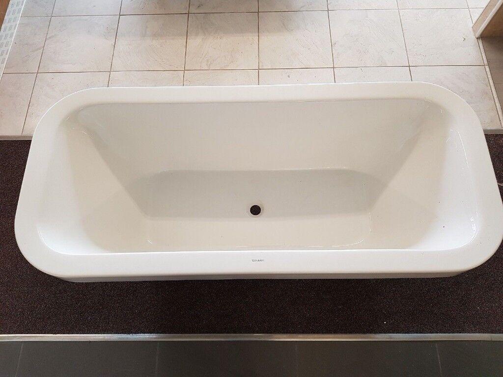 Duravit Happy D.2 Sit in Bathtub 1800x800mm White | in Acton, London ...
