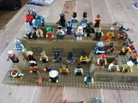 Lego figures ninjago boxed new
