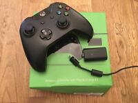 Xbox One Controller with plug and play kit