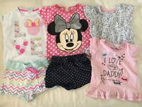 Girl's bundle of clothes 18-24 months