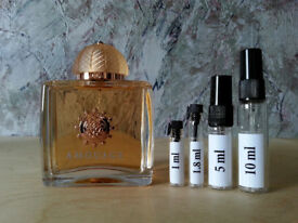 Amouage - Dia woman fragrance samples and decants - HelloScents
