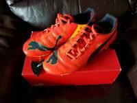 Puma football boots. Worn once