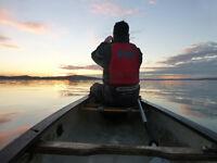 Open Canoe - Eurokayaks Trapper 500
