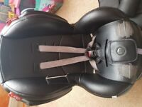 For sale used Coto baby car seat from 0+to group II