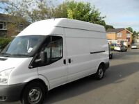 2010 FORD TRANSIT 2.4 TDCI 100 PS LONG WHEEL BASE HIGH TOP JUST DE FLEETED FROM LONG TERM LEASE