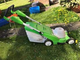 Electric Viking lawn mower