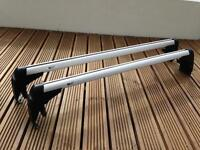 Vw golf roof rack / bars