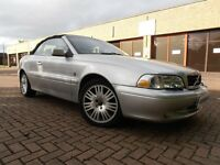 VOLVO C70 T5 GT AUTOMATIC CONVERTIBLE !!