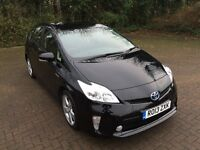 Toyota Prius 2013 1.8 t4 vvti full service history cheapest on the net ready to drive away