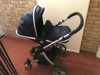 Baby couture Pram/Buggy